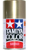 タミヤタミヤカラー スプレーTS-87 チタンゴールド