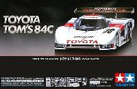 タミヤ1/24 スポーツカーシリーズトヨタ トムス 84C