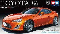 タミヤ1/24 スポーツカーシリーズトヨタ 86