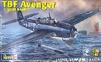 レベル1/48 飛行機モデルTBF アベンジャー
