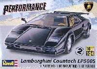 レベルカーモデルランボルギーニ カウンタック LP500S