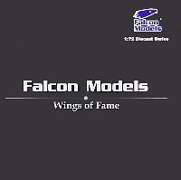 ファルコン モデルズ1/72 Wings of Fame (現用機)ミラージュ F.1C フランス空軍 第12航空団 第1戦闘飛行隊 カンプレー空軍基地 タイガーミート (1979年6月)
