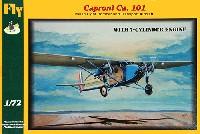 フライ1/72 エアクラフト プラモデルカプロニ Ca.101/7 三発爆撃・輸送機 (シリンダーエンジン)