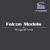 ファルコン モデルズ1/72 Wings of Fame (現用機)ミラージュ 3EA アルゼンチン空軍 フォークランド紛争 (I-017)