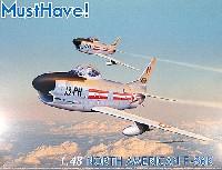 ノースアメリカン F-86K セイバードック