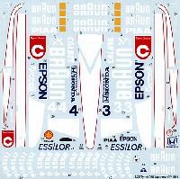 ティレル 020 日本GP スペアデカール