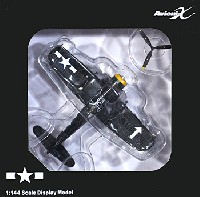 Avioni-Xダイキャスト製完成品モデルヴォート F4U-1D コルセア VF-84 (USSバンカーヒル 1945年)