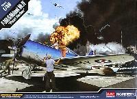 アカデミー1/48 Scale AircraftsP-36A/C モホーク Mk.4 真珠湾