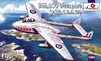 デ・ハビランド DH.100 バンパイア (Mk3、5、6、9、52)
