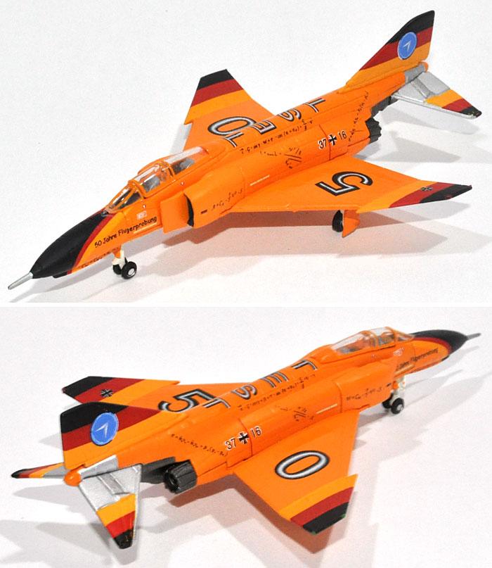 F-4F ファントム 2 ドイツ空軍 第61技術試験センター 50周年記念塗装完成品(ヘルパherpa Wings (ヘルパ ウイングス)No.555272)商品画像_2
