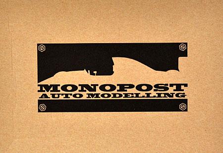 メルセデス F1 W03 前半戦仕様レジン(モノポスト1/20 オリジナルレジンキットNo.MP021)商品画像