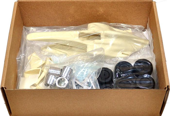 マクラーレン MP4/27 オーストラリア GPレジン(B.MODEL WORKS1/20 レジンキットNo.B2005)商品画像_1