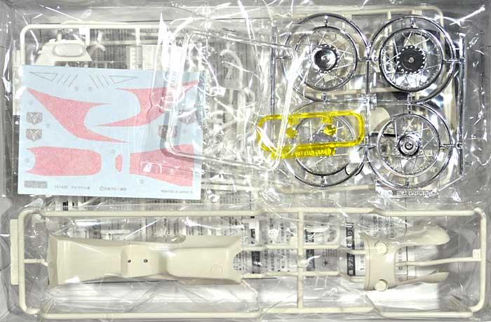 サイクロン号 (仮面ライダー)プラモデル(フジミスーパーヒーロー シリーズNo.001)商品画像_1