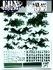 デジタルカモフラージュデカール グリーン 1 L