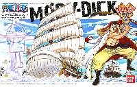 バンダイワンピース 偉大なる船(グランドシップ)コレクションモビー・ディック号