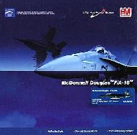 ホビーマスター1/72 エアパワー シリーズ (ジェット)F/A-18C ホーネット フライング・イーグルス