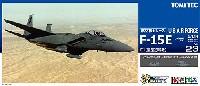 アメリカ空軍 F-15E ストライクイーグル E1 (量産初号機)