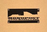 モノポスト1/20 オリジナルレジンキットマクラーレン MP4/27 前半戦仕様