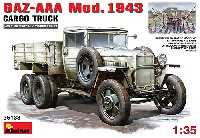 GAZ-AAA Mod.1943 カーゴトラック