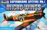 レベルMicro Wingsスーパーマリン スピットファイア Mk.1