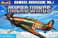 レベルMicro Wingsホーカー ハリケーン Mk.1