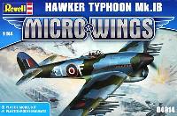 レベルMicro Wingsホーカー タイフーン Mk.1B