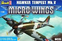 レベルMicro Wingsホーカー テンペスト Mk.5
