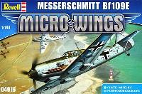 レベルMicro Wingsメッサーシュミット Bf109E