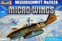 レベルMicro Wingsメッサーシュミット Me262A