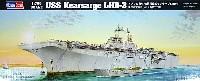 アメリカ海軍 強襲揚陸艦 キアサージ LHD-3