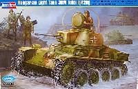 ハンガリー軽戦車 38M トルディ 1 (A20)