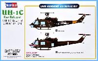 ホビーボス1/48 エアクラフト プラモデルUH-1C ヒューイ