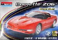 レベル/モノグラムカーモデルコルベット Z06