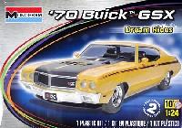 レベル/モノグラムカーモデル'70 ビュイック GSX
