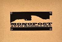 モノポスト1/20 オリジナルレジンキットメルセデス F1 W03 前半戦仕様