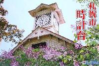 フジミ建築モデルシリーズ札幌市 時計台