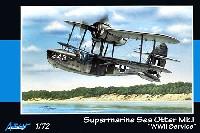 イギリス スーパーマリン シーオッター Mk.1 イギリス海軍
