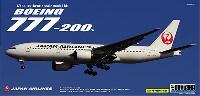 童友社大型旅客機シリーズボーイング 777-200 JAL