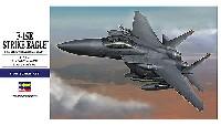 ハセガワ1/72 飛行機 EシリーズF-15E ストライク イーグル