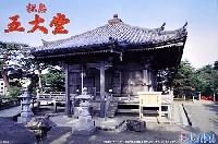 フジミ建築モデルシリーズ松島 五大堂