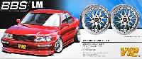 アオシマ1/24 VIPカー パーツシリーズBBS LM 深リム & VIPテーブル