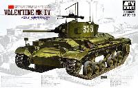 AFV CLUB1/35 AFV シリーズバレンタイン歩兵戦車 Mk.4 ソビエト軍仕様