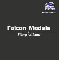 ファルコン モデルズ1/72 Wings of Fame (現用機)ブリティッシュ ホーク Mk.128 イギリス空軍 ランカシャー 2008 (ZK010)