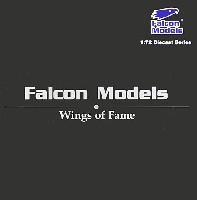 ファルコン モデルズ1/72 Wings of Fame (現用機)F9F-5 パンサー VF-153 ブルー・テール・フライ