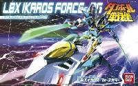 LBX イカロス・フォース & RS (ライディングソーサ)