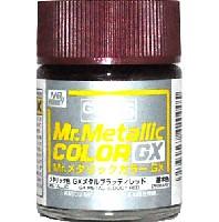 GSIクレオスMr.メタリックカラー GXGX メタルブラッディレッド (メタリック) (GX-215)