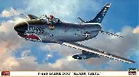 F-86D セイバードッグ シャークティース
