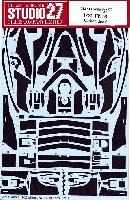 スタジオ27F1 カーボンデカールウイリアムズ FW16用 カーボンデカール
