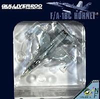 ワールド・エアクラフト・コレクション1/200スケール ダイキャストモデルシリーズF/A-18C ホーネット VFA-195 ダムバスターズ (NF400)