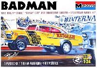 レベル/モノグラムカーモデルバッドマン (1955 シェビー)